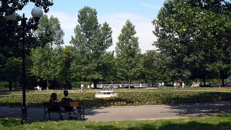 Borisova Garden- Guide for Sofia, Bulgaria