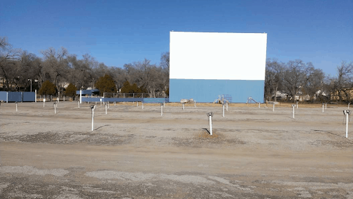 Boulevard Drive-in Movie Theater in the USA