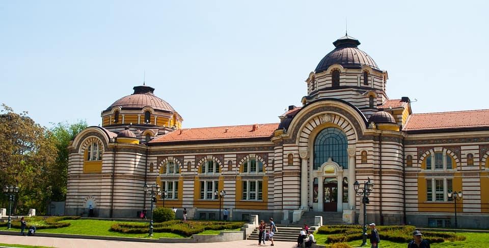 Central Mineral Baths - Guide for Sofia, Bulgaria