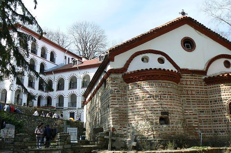 Dragalevtsi Monastery- Guide for Sofia, Bulgaria