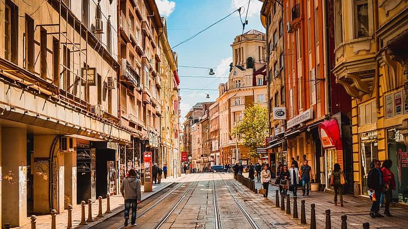 Graf Ignatiev Street- Guide for Sofia, Bulgaria