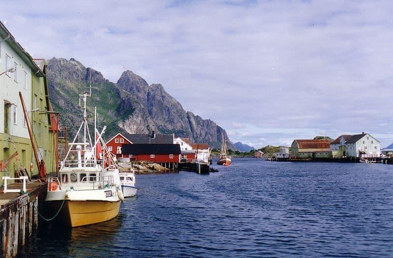 Henningsvaer - Traveling To Lofoten Islands, Norway