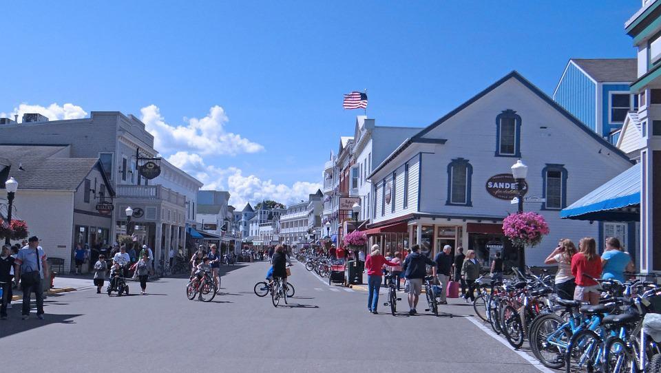 Mackinac Island, Michigan - Best Small Towns in America