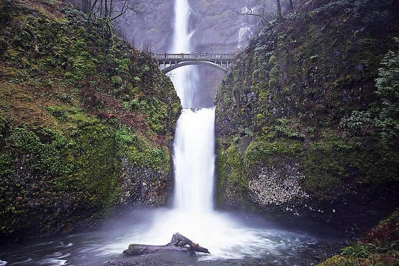 Multnomah Falls - Places to Visit in Portland