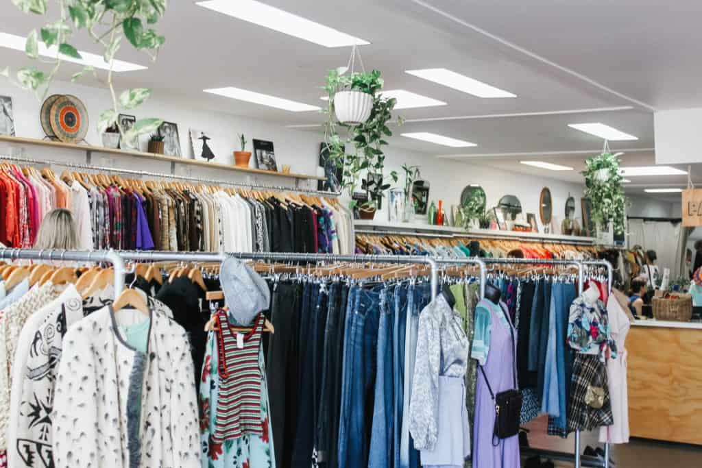 Top thrift stores