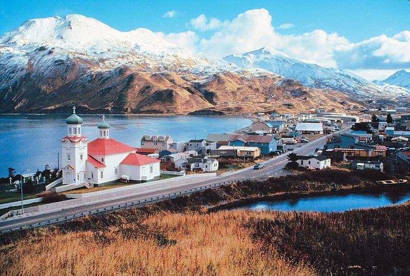 Unalaska, Alaska - Best Small Towns in America