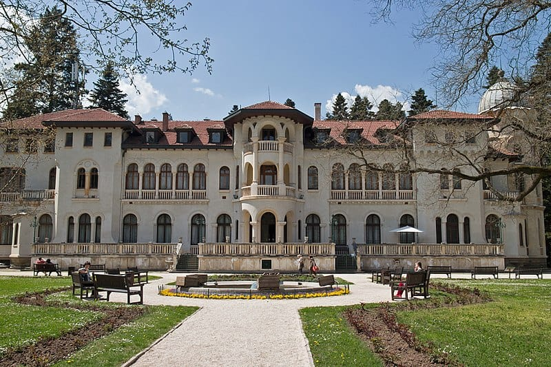 Vrana Palace- Guide for Sofia, Bulgaria