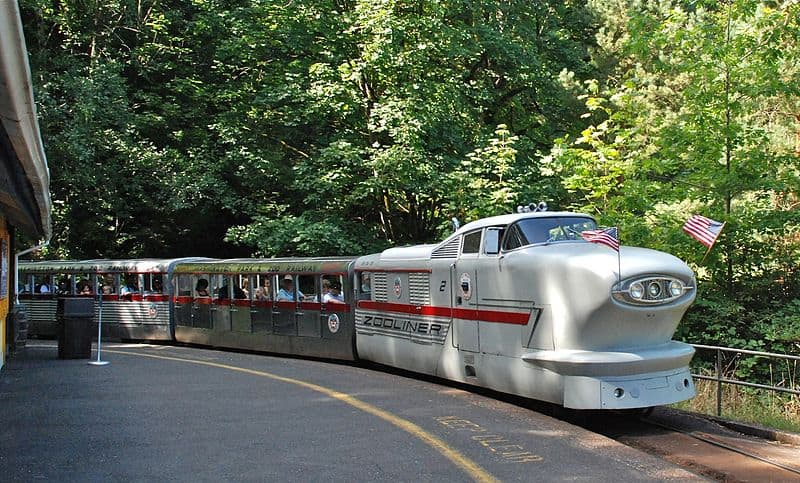 Zooliner train, Washington Park - Places to Visit in Portland
