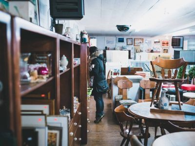 thrift stores in the USA
