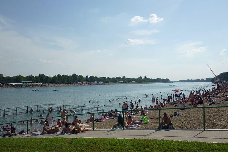 Ada - Visiting Belgrade, Serbia