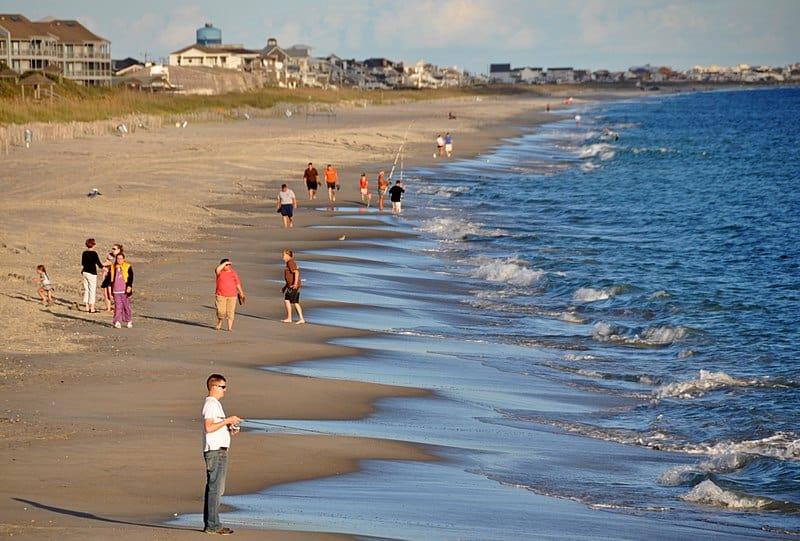 Atlantic Beach in Atlantic Beach