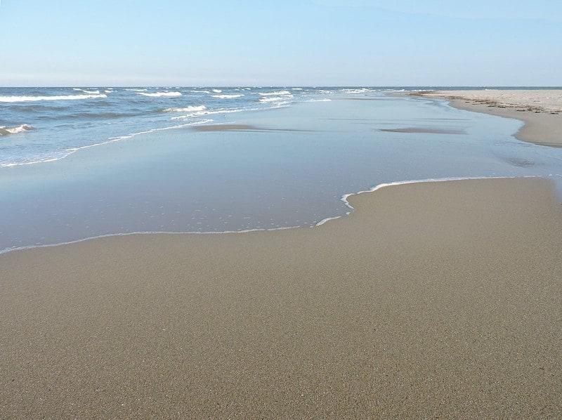 Bald Head Island Beach - Best North Carolina Beaches