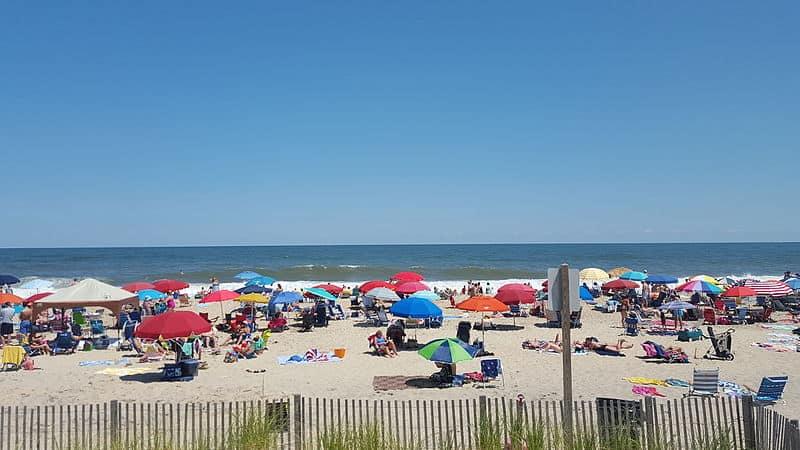 Bethany Beach in Delaware