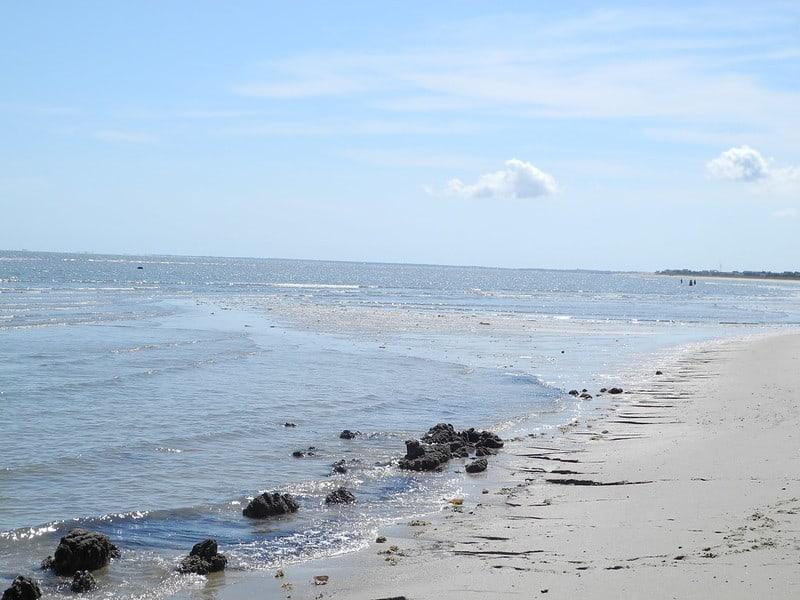 Broadkill Beach in Delaware