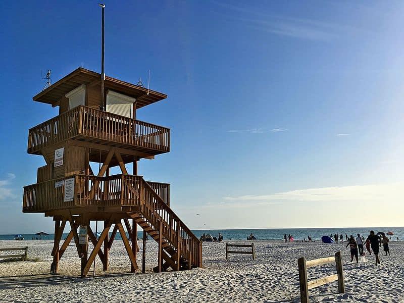Coquina Beach - Best North Carolina Beaches