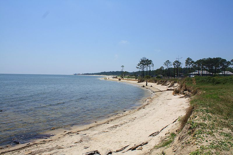 Dauphin Island Park and Beach - Best Beaches in Alabama