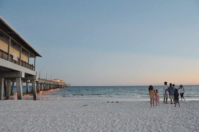 Gulf Shores Main Public Beach - Best Beaches in Alabama