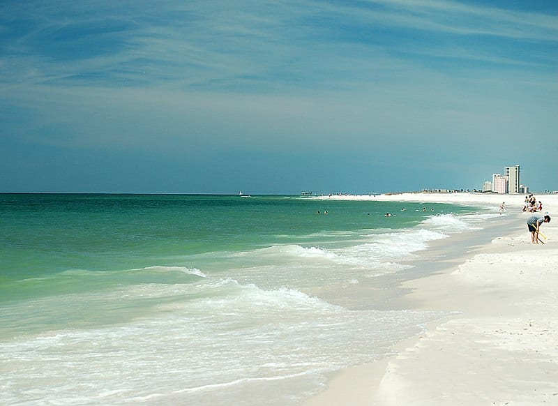 Gulf State Park Beach - Best Beaches in Alabama