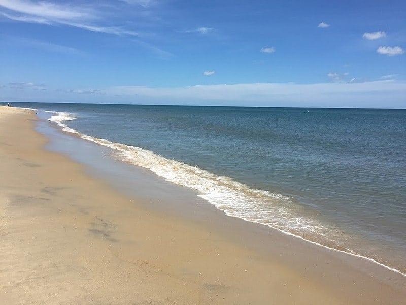 Kitty Hawk Beach - Best North Carolina Beaches
