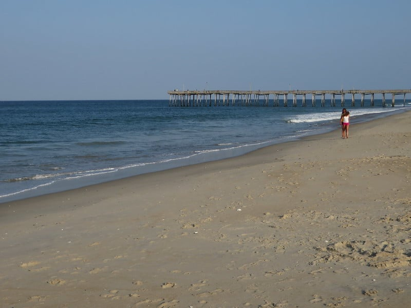 Nags Head Beach - Best North Carolina Beaches