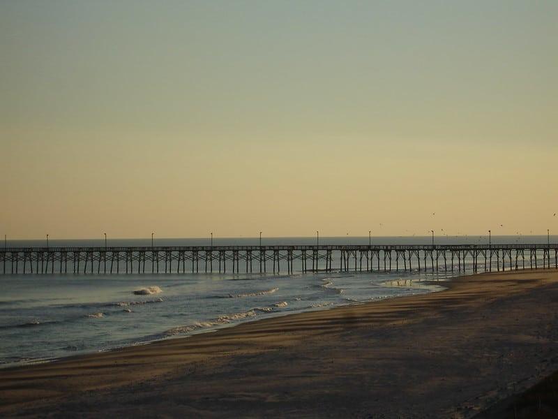 North Topsail Beach - Best North Carolina Beaches
