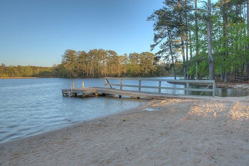 Robin Lake Beach - Best Beaches in Georgia