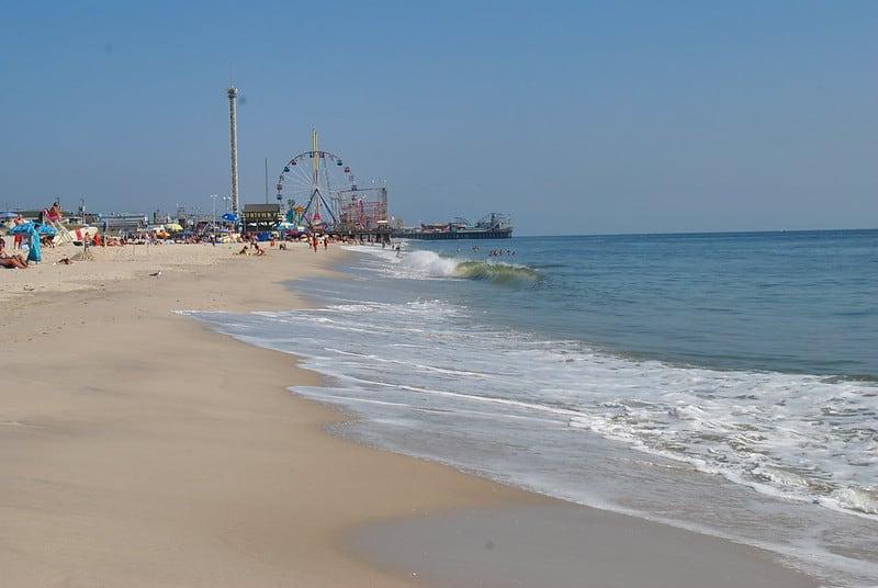 Seaside Park Beach, Connecticut