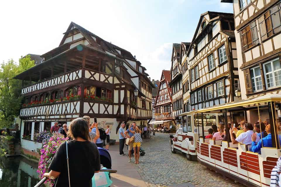 Strasbourg city - Best Day Trip From Paris