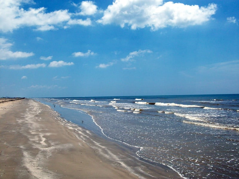 Surfside Beach- Best Beaches in Texas