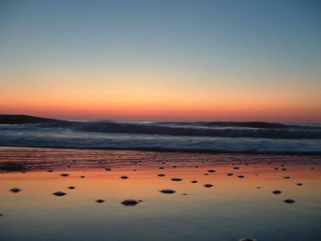 Tybee Island Beach, Georgia