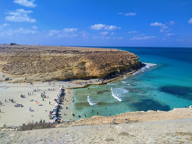 Agiba Beach, Mersa Matruh, Egypt