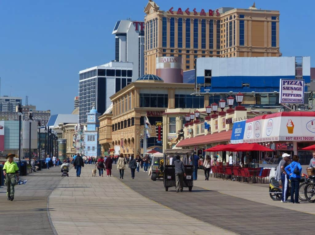 Atlantic City, NJ - Best Day Trips from New York City