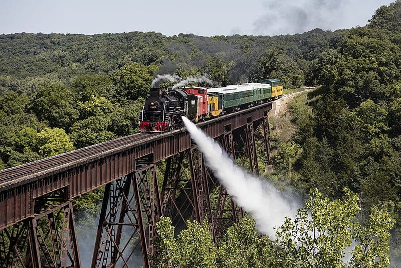 Boone & Scenic Valley Railroad