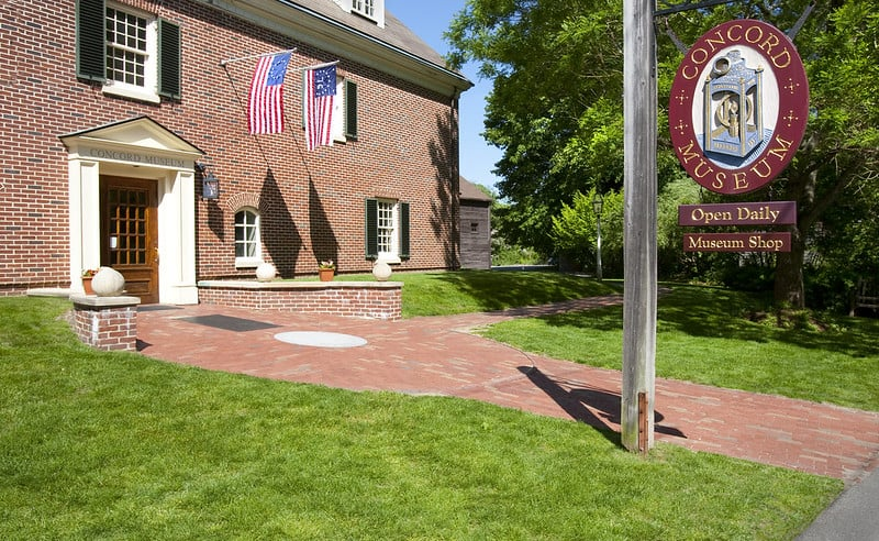 Concord Museum - Best Day Trips from Boston