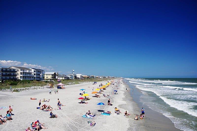 Folly Beach - Best South Carolina Beaches