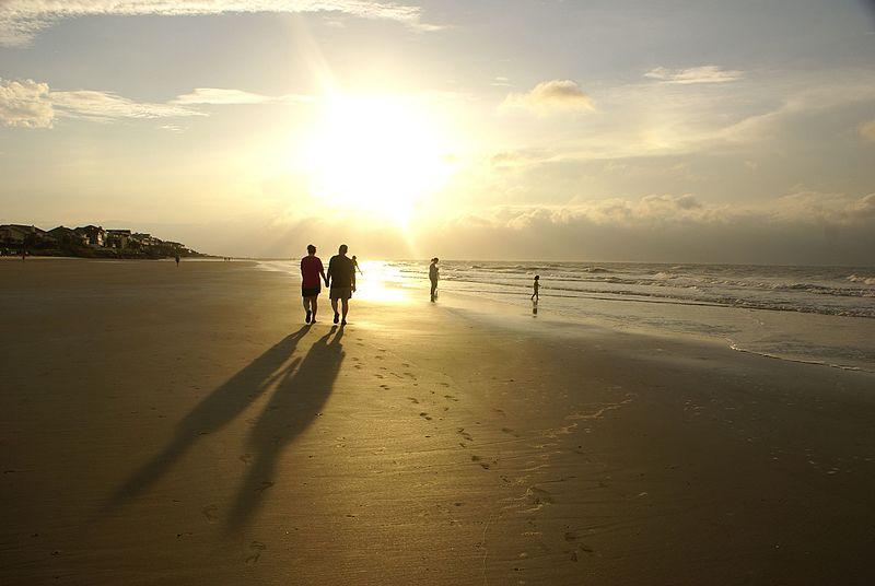 Isle of Palms Beach - Best South Carolina Beaches
