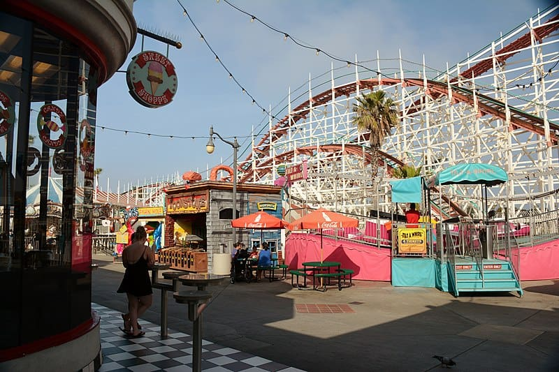 Mission Beach- Best San Diego Beaches