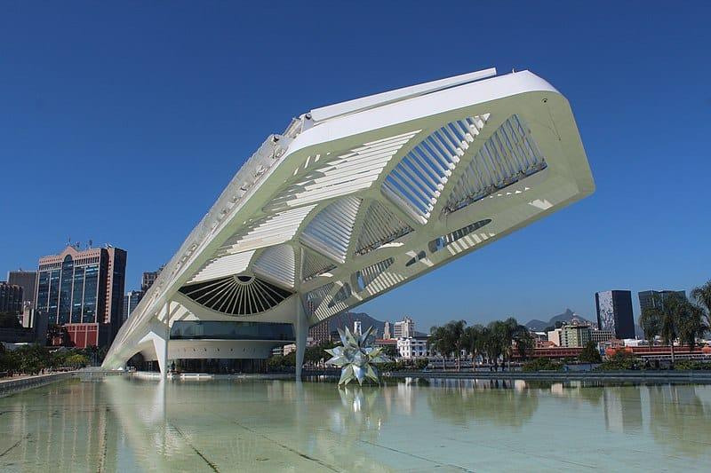 Museu do Amaha - Visiting Rio De Janeiro, Brazil