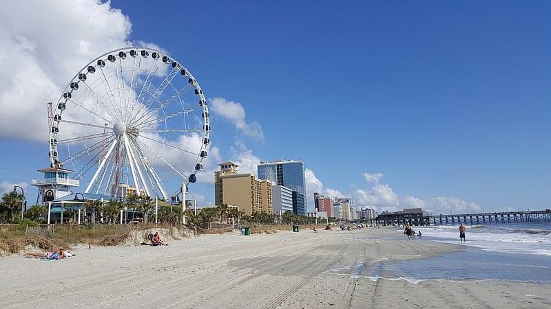 Myrtle Beach - Best South Carolina Beaches