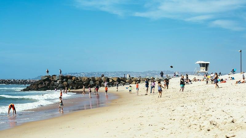 Ocean Beach- Best San Diego Beaches