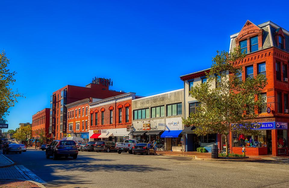 Portsmouth, NH - Best Day Trips from Boston