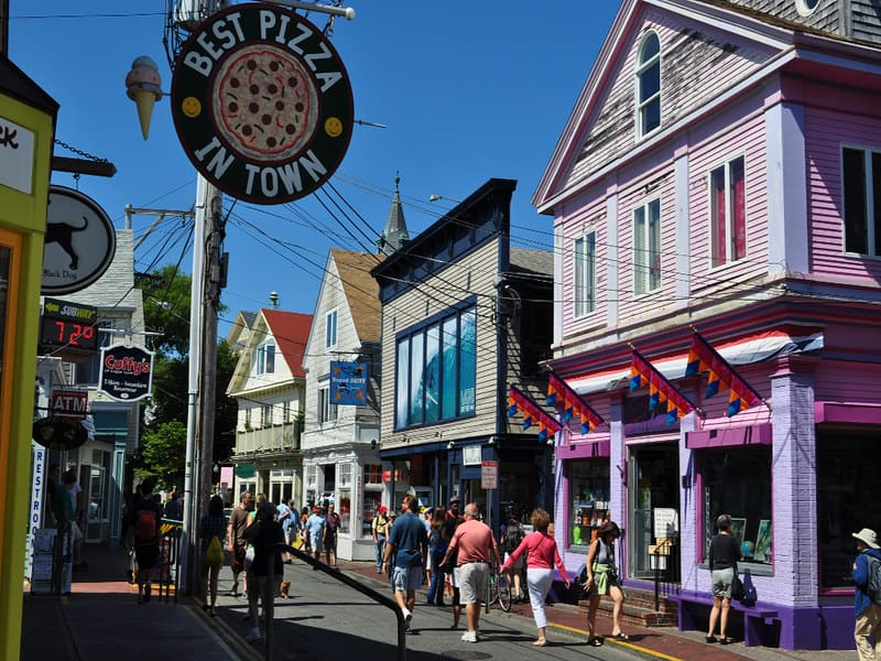 Provincetown, MA - Best Day Trips from Boston