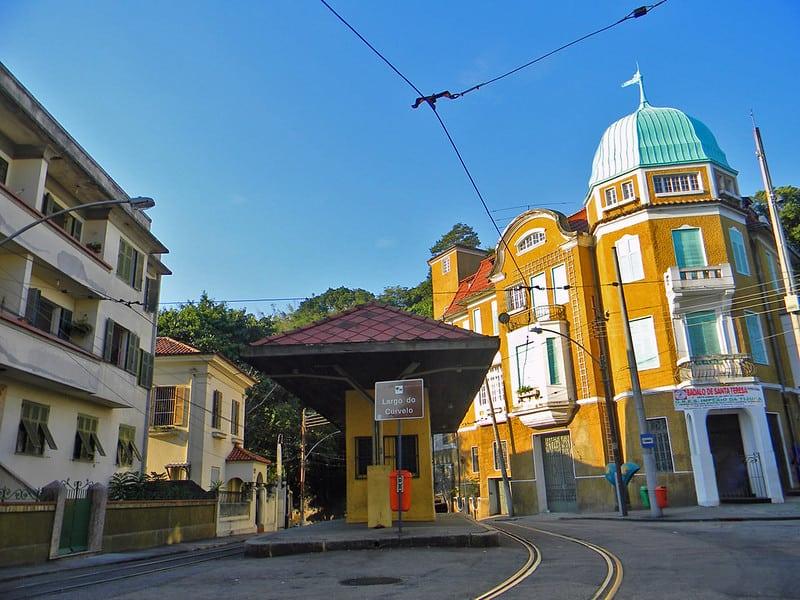 Santa Teresa- Visiting Rio De Janeiro, Brazil