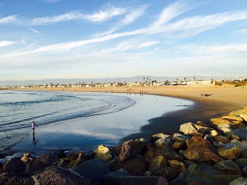 Silver Strand Beach- Best San Diego Beaches