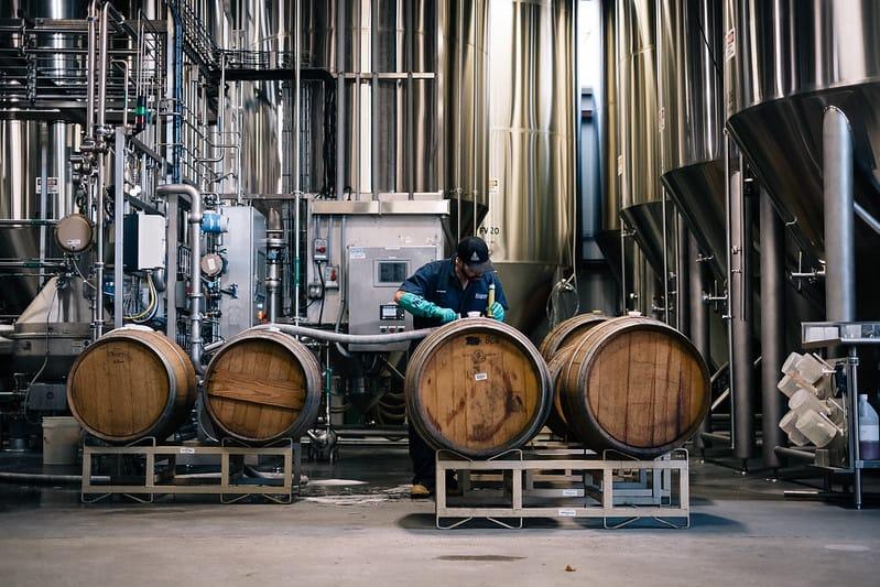 Allagash Brewery - Portland, Maine with Kids