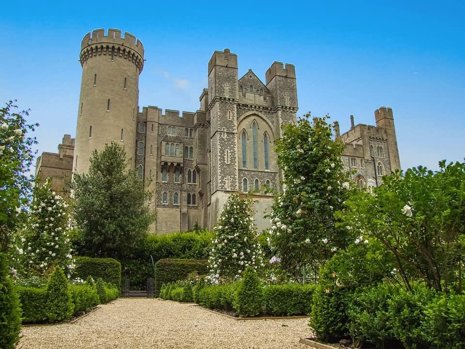 Arundel Castle - Best Castles to Visit in England