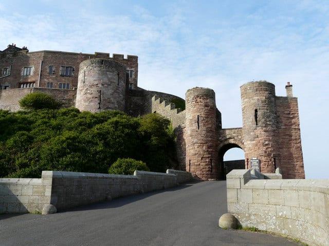 Bamburg Castle - Best Castles to Visit in England