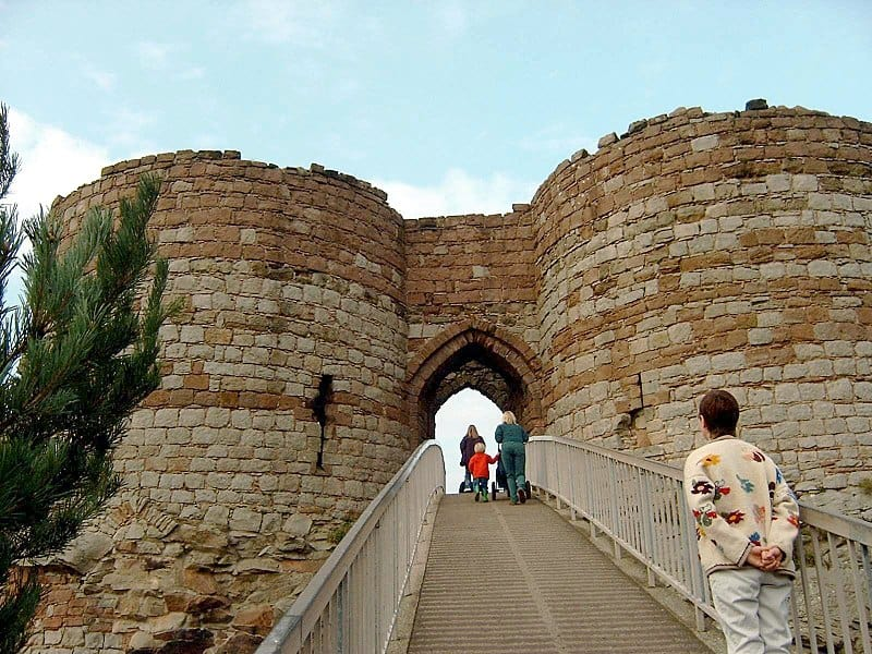 Beeston Castle - Best Castles to Visit in England