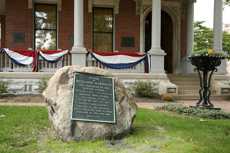 Benjamin Harrison Presidential Site- Top Things to Do in Indianapolis with Family