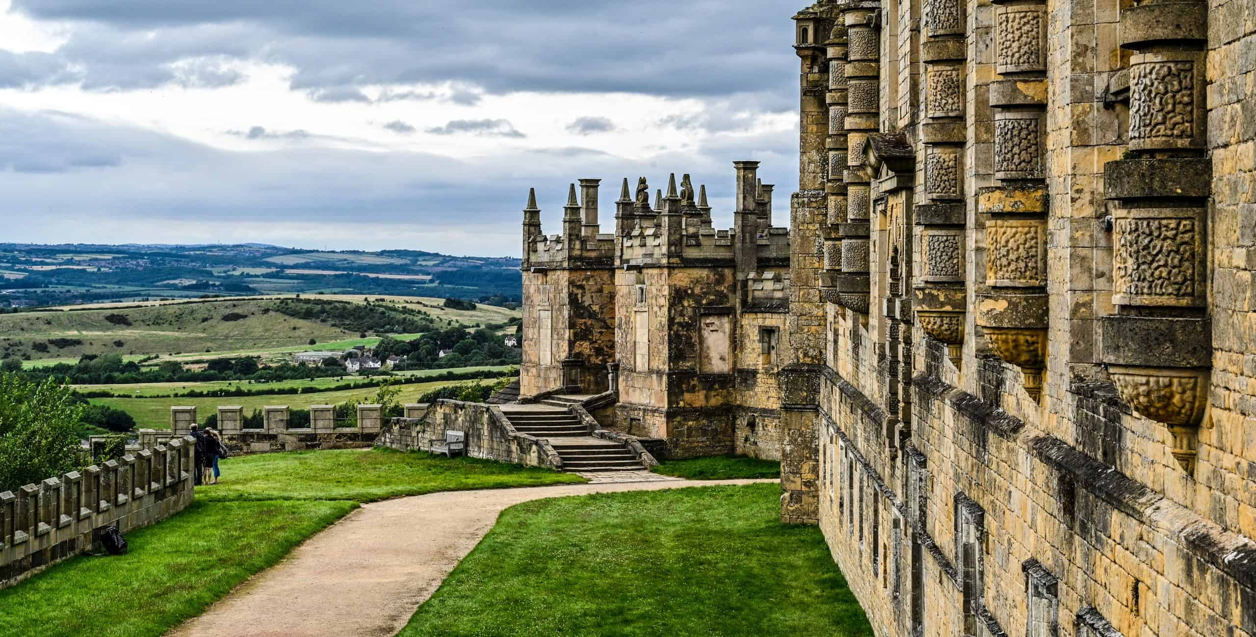 Bolsover Castle - Best Castles to Visit in England